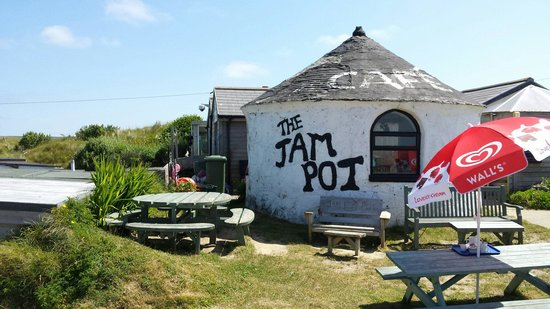 1. The Jampot, Gwithian Towans