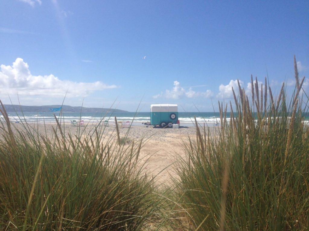 2. Hungry Horsebox, Gwithian Beach