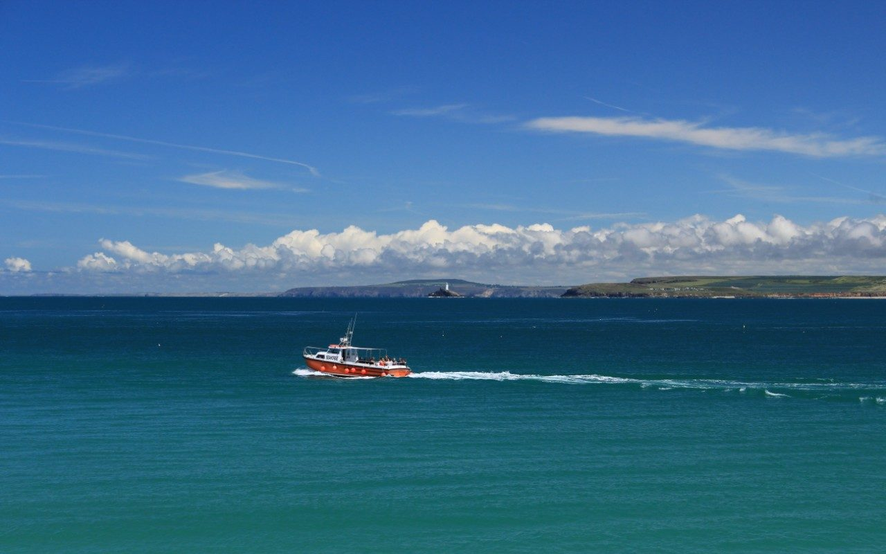 St Ives Boat Trip