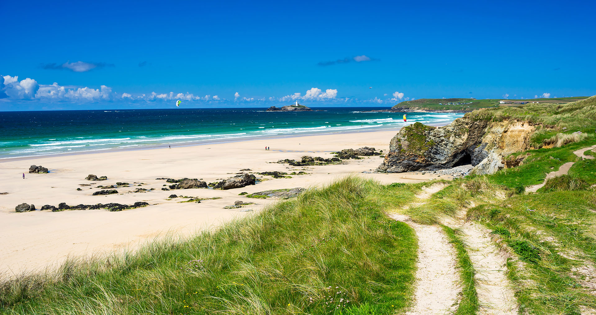 St Ives walks and beyond