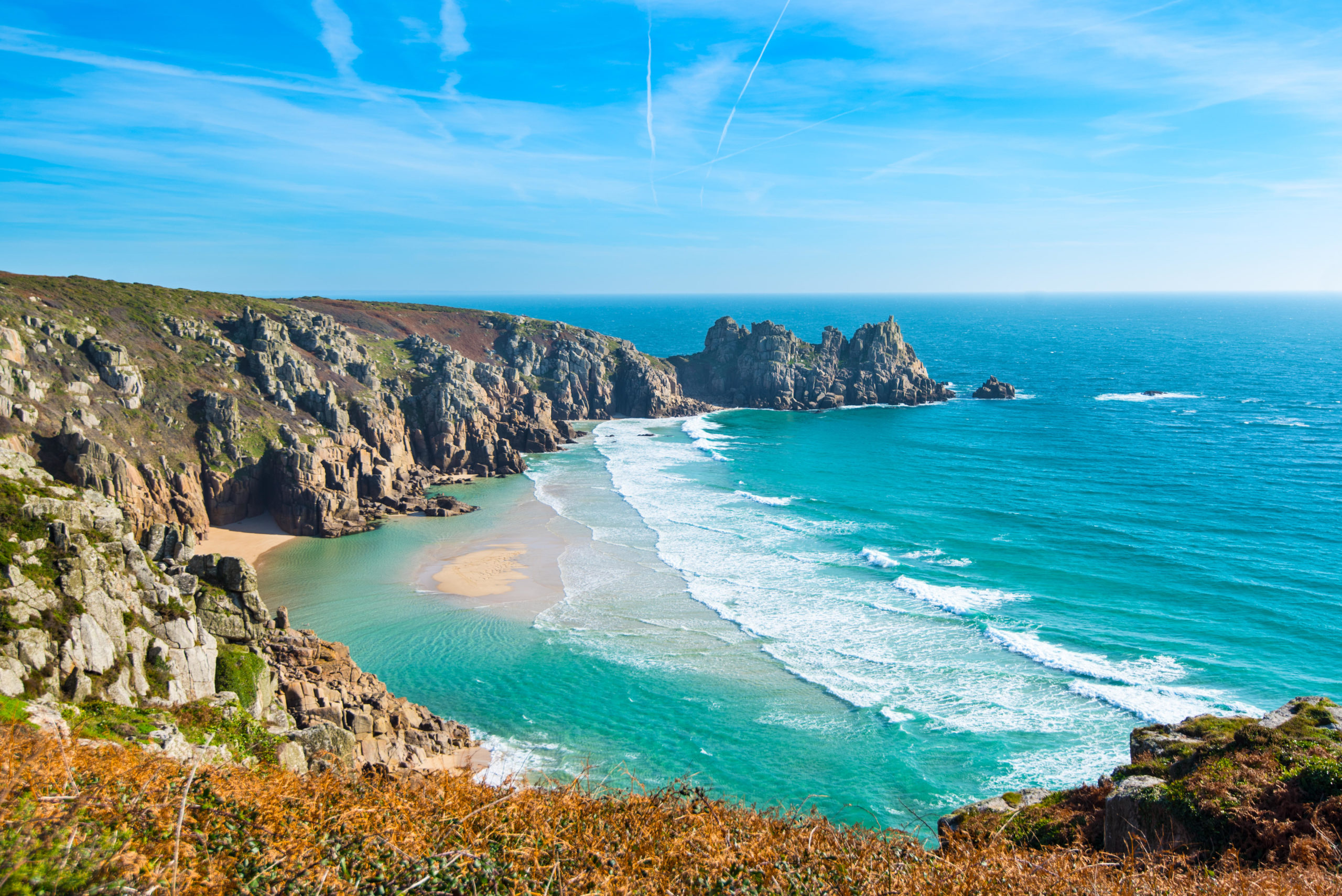 Hidden Beaches in Cornwall
