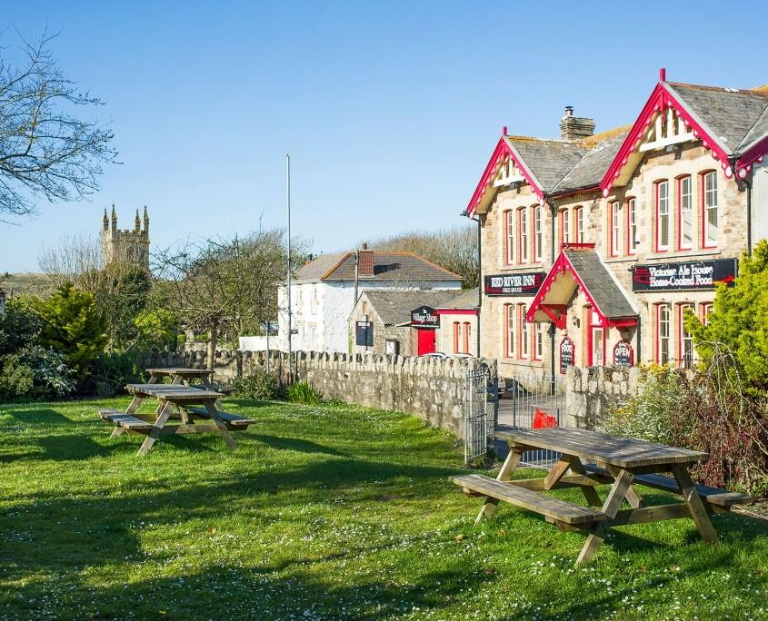 Red River Inn, Gwithian