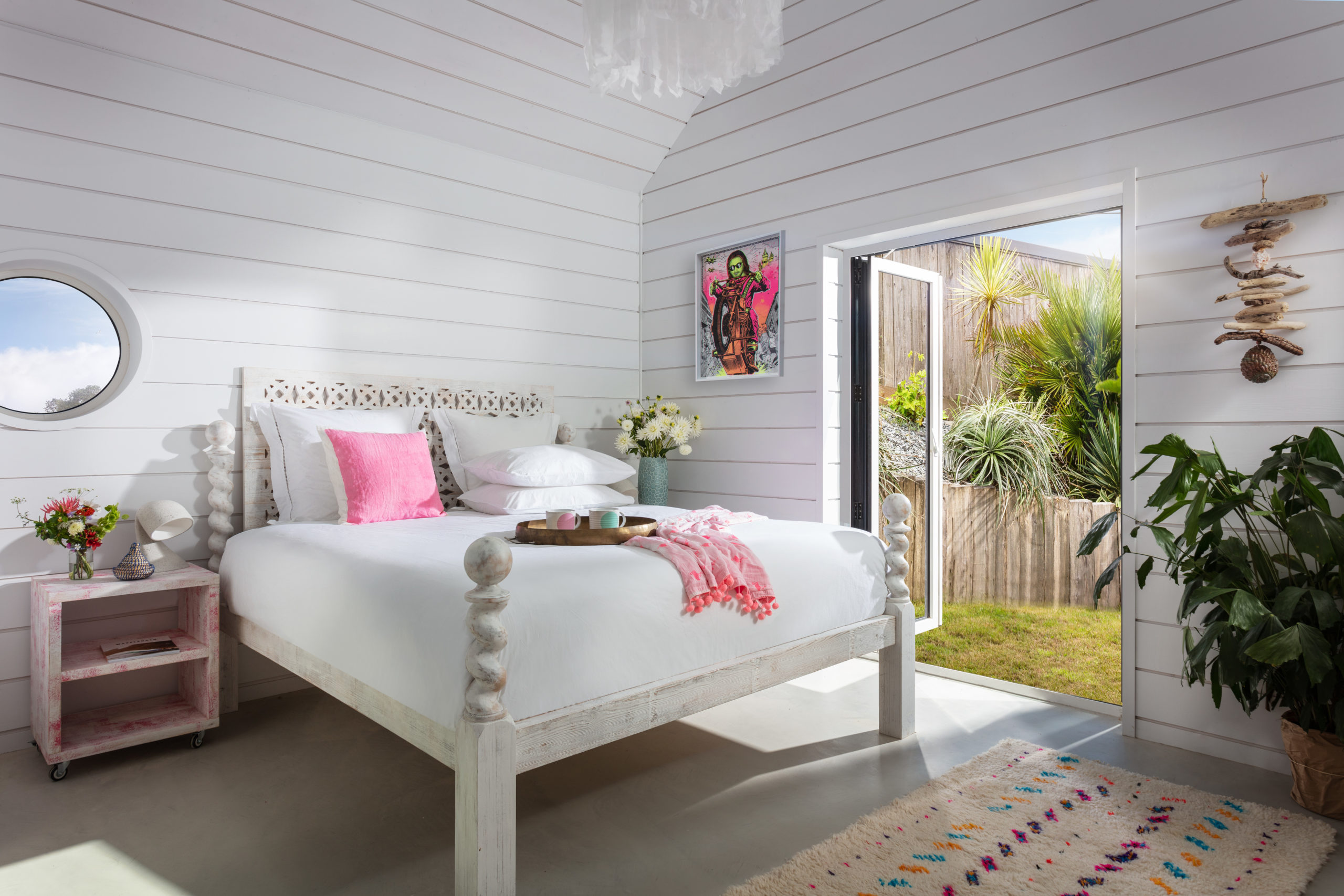 Three Mile Beach interior design