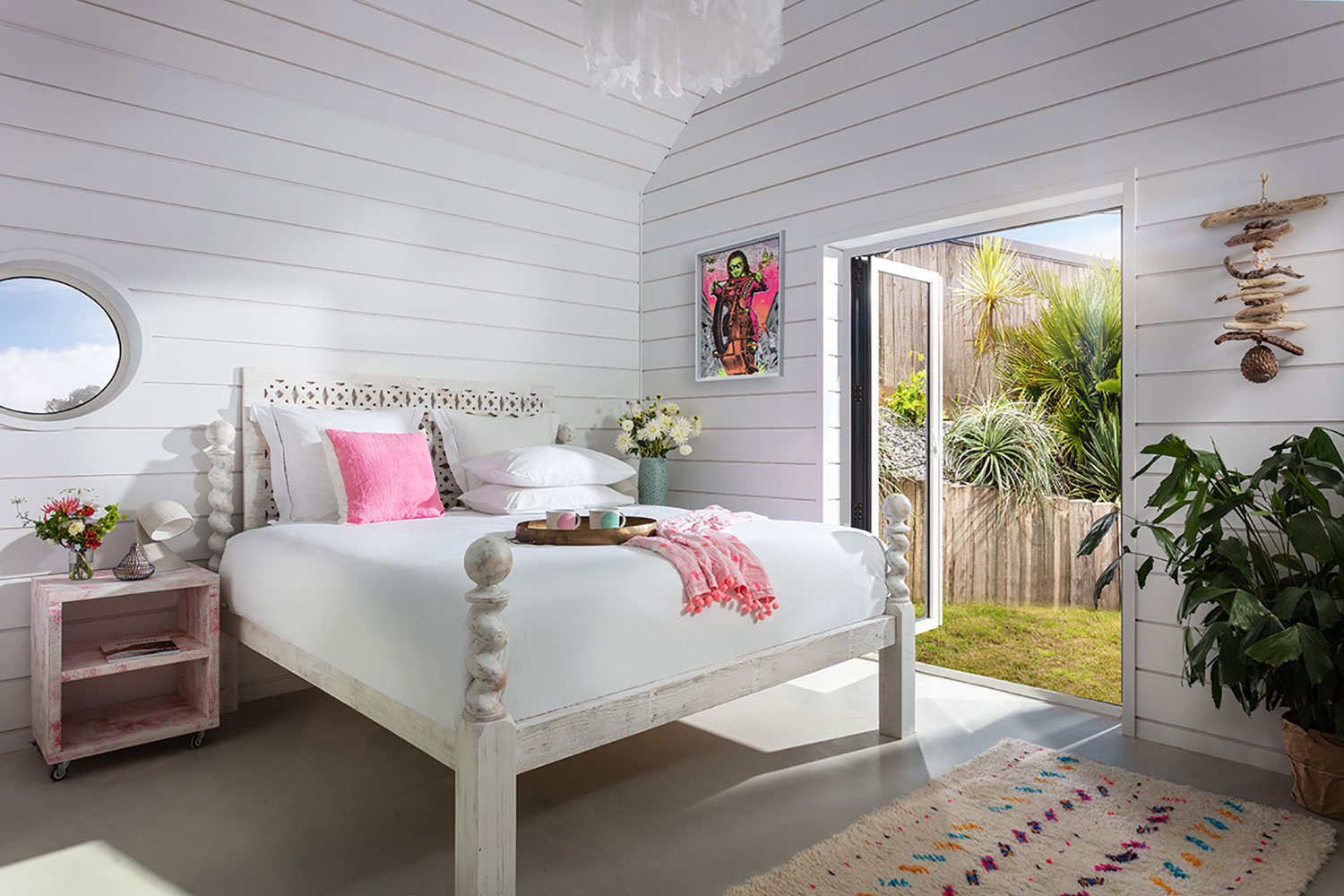 Master Bedroom at Three Mile Beach